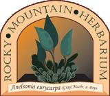 Rocky Mountain Herbaium Logo